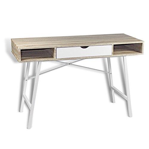 Schreibtisch Sonoma Eiche Computertisch Tisch Sekretär Bürotisch Schminktisch