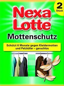 Nexa Lotte Mottenschutz – 2 St.