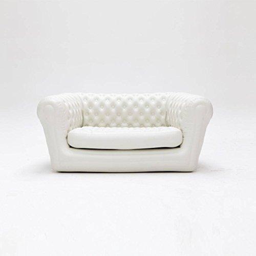 Sofa für innen und außen Big Blo 2Sitzer White