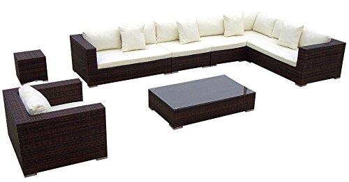 Baidani Gartenmöbel-Sets 10c00009.00002 Designer Lounge-Garnitur ...