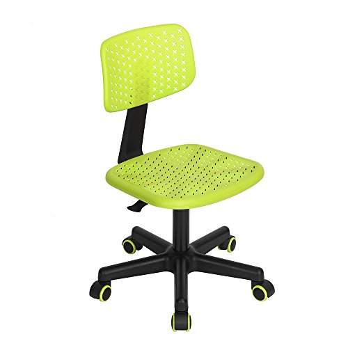 innovareds Mesh low-back verstellbaren Computer Armless Kid Studie Office Bürostuhl Drehstuhl grün