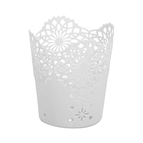 Gespout Pen Container Blumentöpfe Vase Blumenvase Pflanzen Vase Stifthalter Make up Halter Organizer Behälter Home Dekoration