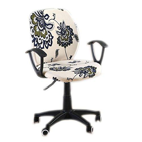 Haushalts-Elastizität drehbarer Bürostuhl-Abdeckung einfacher Art [Mimose]
