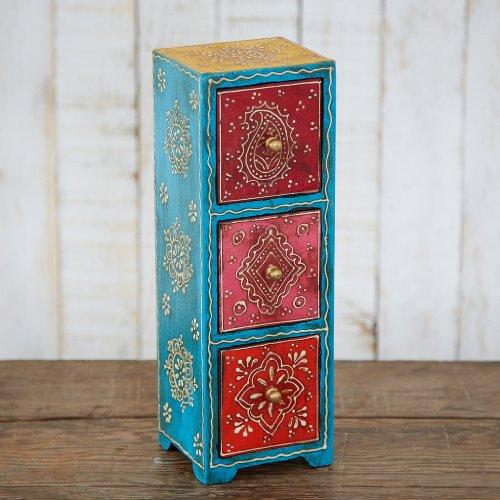 Fair Trade Kommode Almirah groß (300 x 100 x 90 mm)