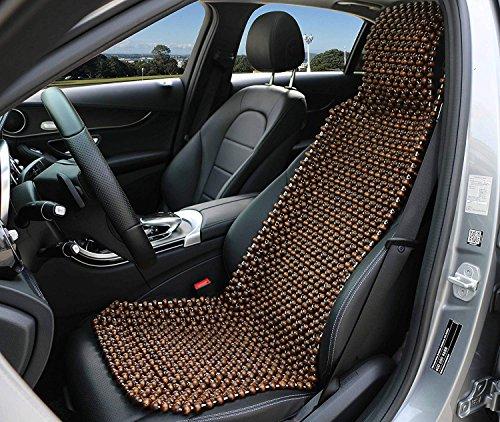 Natur Holz Perle Sitz Bezug Massage Cool Kissen für Auto Truck