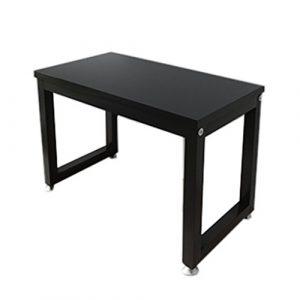 Zheng Hui Shop Multifunktions-Rack Rack-Drucker-Fach einfach Rack (Color : Black, Size : 45cm/17.7inch)