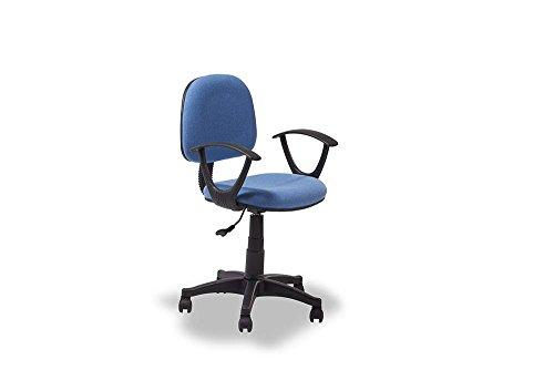Bürostuhl STRING in blau Drehstuhl Schreibtischstuhl Stuhl