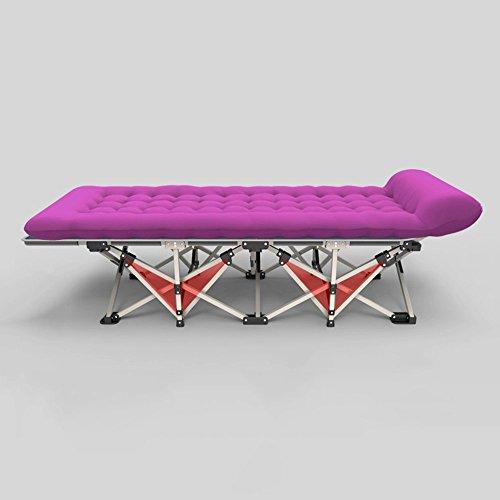 MDBYMXLiegestuhl Rollbetten, Bürostuhl, Tragbare Feldbetten, Liegestühle, (Farbe : B-190 * 71 * 53)