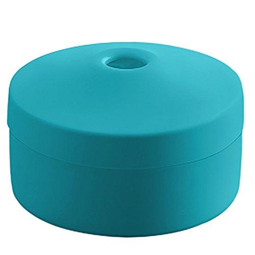 Etopfashion Lufterfrischer Duft Box Massiv Fresh Box Duft aromatischen Innen Kleiderschrank Duft Box blau
