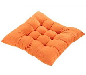 Koala Superstore Orange Komfortable weiche und einfache Auto Bürostuhl Dicker Qualität Kissen