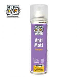 Aries Anti Mott- Mottenschutz, Spray gegen Motten, Textilspray 200ml