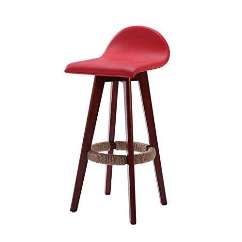 Chair Esszimmerstuhl/Bar Sitz Massivholz kreative Rezeption/Bar Hochstuhl, Wohnzimmer/Rezeption / Schönheitssalon/Friseur Mode Stuhl/Hocker,AA