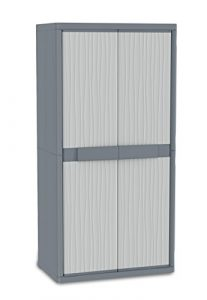 Terry XL Tuttopiani 1002563Schrank, hoch, aus Kunststoff