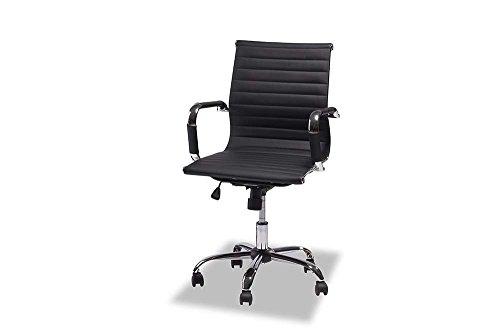 Bürostuhl DAME in schwarz Drehstuhl Schreibtischstuhl Stuhl