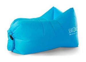 SeatZag 64705A – Luftsofa Chill Bag, blau