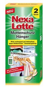 Nexa Lotte 3802 Mottenschutz-Hänger, 2 St.