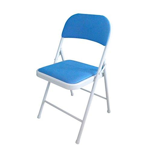 ZHJDD Klappstuhl Outdoor Activity Trainingsstuhl Konferenzstuhl Klapp Bürostuhl Farbe Mesh Klappstuhl Stahl Klappstuhl Klappstuhl (Farbe : #5)