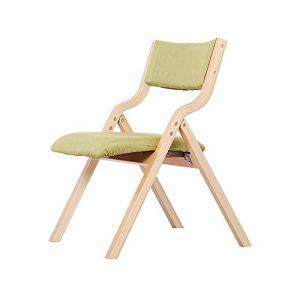 SMQ Einfache Domäne Esszimmerstuhl Massivholzstuhl Bürostuhl Schreibtischstuhl einfache Moderne Café Tische und Stühle Nordic Retro-Stuhl Umweltklappstuhl