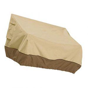 Fenteer Schutzhülle Abdeckung für Gartenmöbel Sofa, Lounge Couch Abdeckung – M