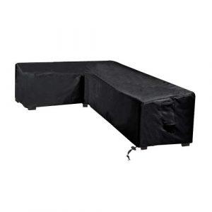 Linkool Couch-Bezüge für Terrassenmöbel, V-förmig, L-förmig, Links/rechts, wasserdicht