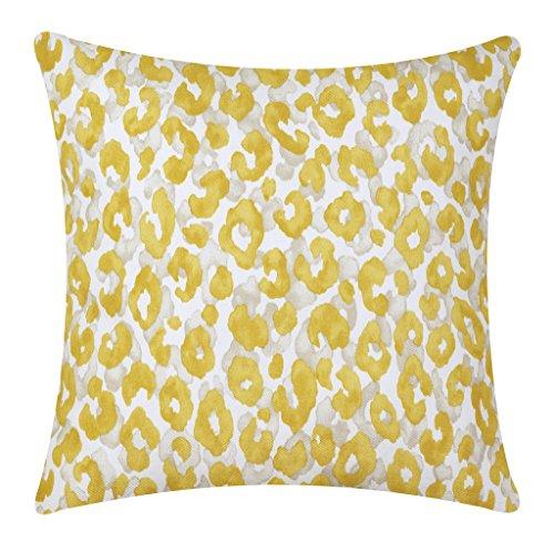 Outdoor Kissen Dekorative Kissen Couch Kissen gelb Überwurf Kissen Animal 45,7cm mit Einsatz