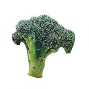 Good01Creative Plüsch Spielzeug Simulation Gemüse Überwurf Kissen 50,8cm Bürostuhl Rückseite Sofa Kissen, Broccoli, 2