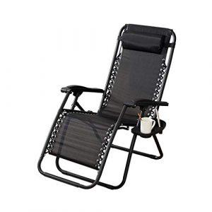 Schreibtischstühle Schwerelosigkeitsstühle Atmungsaktiv Liegestuhl, Ergonomisch Schlaf Sessel Verstellbare Lounge-Sessel Sonnenliege