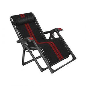 Sgxpjj Schreibtischstühle Büro Liegestuhl Schlafsessel mit Armlehne Lounge-Sessel Sonnenliege Patio Chair Entspannen Stuhl Gartenstühle Klappstuhl