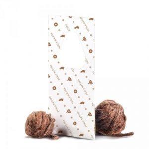 Schlupfwespen gegen Kleidermotten von Perla Natura – 6 Lieferungen à 25 Kärtchen. Natürlicher Mottenschutz im Kleiderschrank ohne Chemie. Biologisch und gründlich, so haben Motten keine Chance.