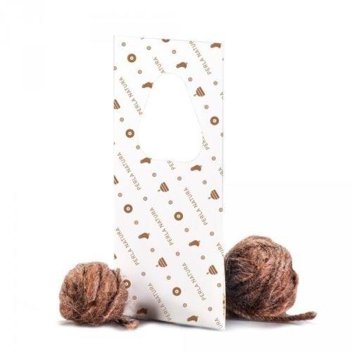 Schlupfwespen gegen Kleidermotten von Perla Natura - 6 Lieferungen à 25 Kärtchen. Natürlicher Mottenschutz im Kleiderschrank ohne Chemie. Biologisch und gründlich, so haben Motten keine Chance.