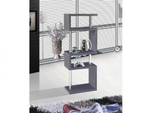 Manchester Furniture Supplies Miami 5 Etagen Regal grau